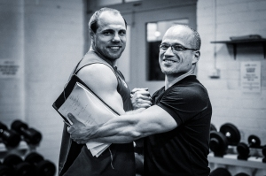Retired Ex-Australian Wallaby Champion Captain - Phil Waugh. Setting his own standards of excellence in all areas of his life. This 90-Day Program (tailored to Phil's level and goals) suited the ex-Australian Rugby Captain's busy work and life commitments. Phil put on approximately 3kg lean mass and reduced his waist-line by 5cm (2 belt holes). Excellent results for 2 hours a week within the framework.